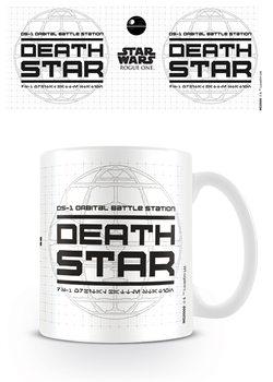 Rogue One: Star Wars Story - Death Star Tasse