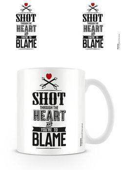 Saint Valentin - Shot Tasse