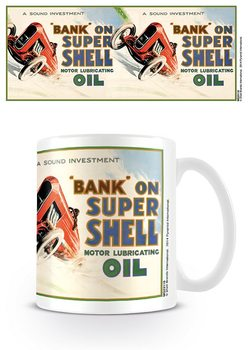 Shell - Bank On Shell Tasse