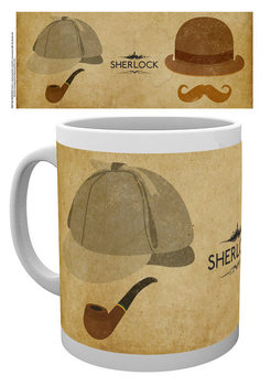 Sherlock - Icons Tasse