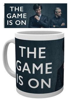 Sherlock - The Game Is On Tasse