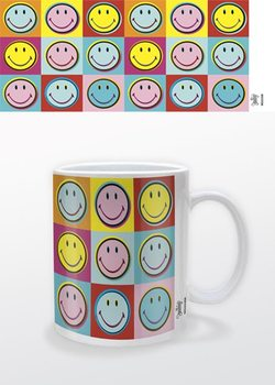Smiley - Popart Tasse
