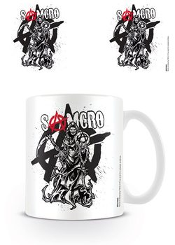 Sons of Anarchy - Tall Reaper Tasse