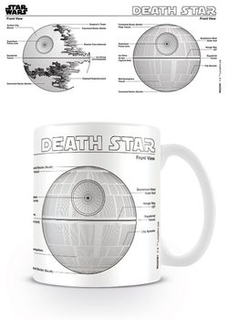 Star Wars - Death Star Sketch Tasse