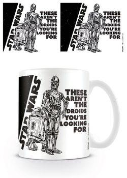 Star Wars - Droids Tasse