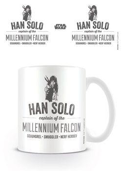 Star Wars - Han Solo Tasse