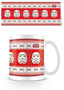 Star Wars - Stormtrooper Xmas Tasse