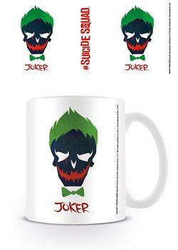 Suicide Squad - Joker Skull Tasse