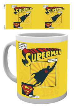 Superman - Is It A Bird? Dad mug Tasse