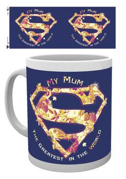 Superman - Mum Greatest Tasse