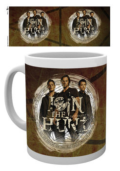 Supernatural - Trio Tasse