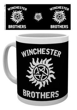 Supernatural - Winchester Brothers Tasse