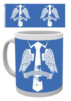 Supernatural - Wings Tasse