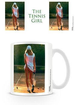 Tennis Girl Tasse
