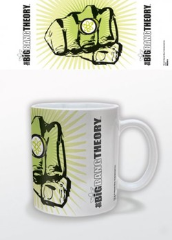 The Big Bang Theory - Fist Tasse