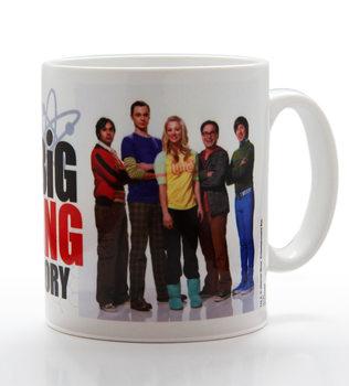 The Big Bang Theory - Group Portait Tasse