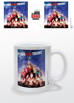 The Big Bang Theory - Laptop Tasse