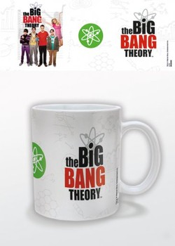 The Big Bang Theory - Logo Tasse