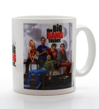 The Big Bang Theory - Portrait Tasse