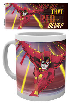 The Flash - Red Blur Tasse
