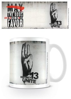 The Hunger Games: Mockingjay Part 2 - District 13 Rebellion Tasse