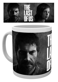 The Last of Us - Black And White Tasse