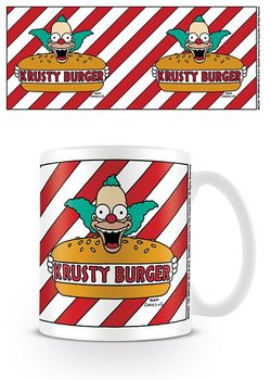 The Simpsons - Krusty Burger Tasse
