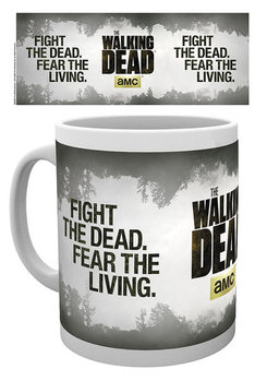 The Walking Dead - Fight the dead Tasse