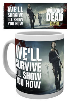 The Walking Dead - Guns Tasse
