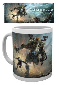 Titanfall 2 - Key Art Tasse