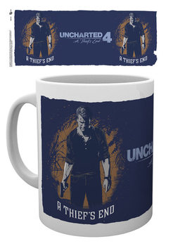 Uncharted 4: A Thief's End Tasse