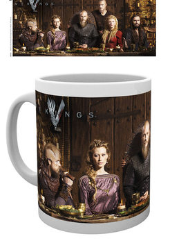 Vikings - Table Tasse