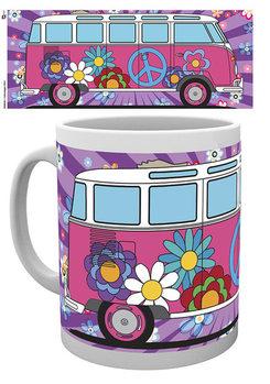 VW Camper - Hippy Tasse