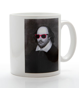 William Shakespeare - Big Willy Style Tasse