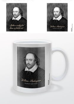 William Shakespeare - Witty Quote Tasse