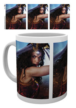 Wonder Woman - Defend Tasse