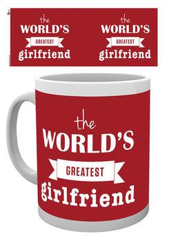 Worlds Greatest Girlfriend Tasse