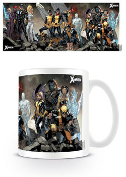 X-Men - X-Teams Tasse