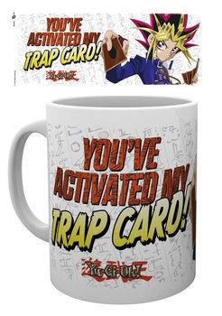 Yu Gi Oh! - Trap Card Tasse