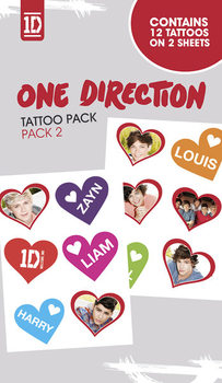ONE DIRECTION - photos Tattoo