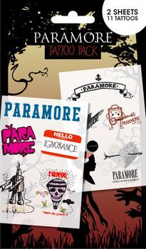 PARAMORE Tatuagens