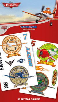 PLANES - characters Tatuagens