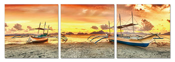 Abandoned boats Taulusarja