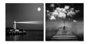 Lighthouse gray Taulusarja
