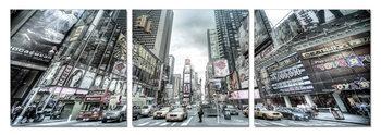 New York - Times Square Taulusarja