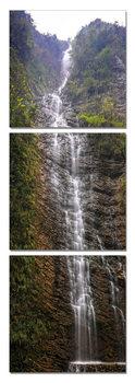 Sinuous waterfall Taulusarja