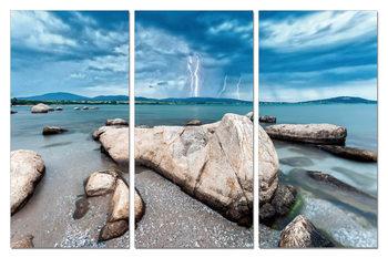 Stones on the coast Taulusarja