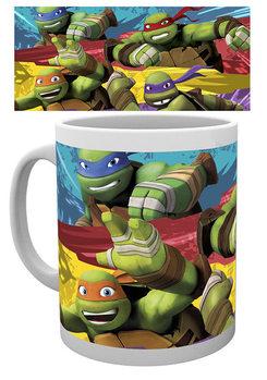Cup Teenage Mutant Ninja Turtles - Logo
