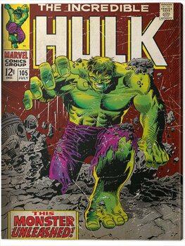 Tela Incredible Hulk - Monster Unleashed