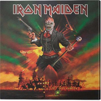 Tela Iron Maiden